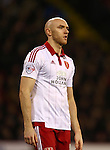 Sheffield United's Conor Sammon - Sheffield United vs Bradford City - Skybet League One - Bramall Lane - Sheffield - 28/12/2015 Pic Philip Oldham/SportImage