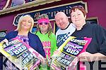 BACK TO THE FUTURE: Organisers of the 80s Night this week at the Mermaids in Listowel, l-r: Charlotte O'Hanlon, '80s John' McDaid, Derek Dalton and Eileen Carey.