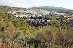 Kritinia village, Rhodes, Greece