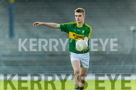 Dylan Casey on the Kerry Minor Football panel.