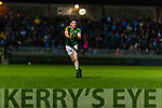 Tadhg Morley Kerry in action against  Dublin in the National League in Austin Stack park on Saturday night.