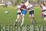 The West Munster Under 18 League final at Direen, Killarney, on Saturday. The teams drew 8-8 and must meet again next weekend to decide which side will contest the All Ireland series.