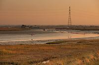 The Estuary at Oare Marshes, Kent