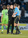 14/11/2010   Copyright  Pic : James Stewart.sct_jspa008_st_mirren_v_celtic  .::  CELTIC MANAGER NEIL LENNON WITH REF IAIN BRINES  AT THE END OF THE GAME ::.James Stewart Photography 19 Carronlea Drive, Falkirk. FK2 8DN      Vat Reg No. 607 6932 25.Telephone      : +44 (0)1324 570291 .Mobile              : +44 (0)7721 416997.E-mail  :  jim@jspa.co.uk.If you require further information then contact Jim Stewart on any of the numbers above.........