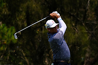 Stewart Cink (USA) on the 3rd fairway during round 3 of the Australian PGA Championship at  RACV Royal Pines Resort, Gold Coast, Queensland, Australia. 21/12/2019.<br /> Picture TJ Caffrey / Golffile.ie<br /> <br /> All photo usage must carry mandatory copyright credit (© Golffile | TJ Caffrey)