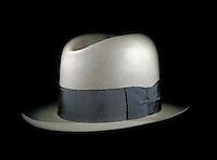 Borsalino hat.