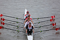 Crew: 207  Kingston Grammar School Veterans  WE 4x<br /> <br /> Veteran Fours Head 2018<br /> <br /> To purchase this photo, or to see pricing information for Prints and Downloads, click the blue 'Add to Cart' button at the top-right of the page.