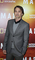 NEW YORK, NY-October 26:  Olivier Martinez at National Geographic Channel presents the Epic Six-Part Event Series MARS premiere at the School of Visual Arts  in New York.October 26, 2016. Credit:RW/MediaPunch