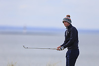 Allan Hill (ATHENRY) during the first round of matchplay at the 2018 West of Ireland, in Co Sligo Golf Club, Rosses Point, Sligo, Co Sligo, Ireland. 01/04/2018.<br /> Picture: Golffile | Fran Caffrey<br /> <br /> <br /> All photo usage must carry mandatory copyright credit (&copy; Golffile | Fran Caffrey)