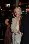 Angela Lansbury stars in The Best Man and poses at The opening Night of Broadway's Gore Vidal's The Best Man on April 1, 2012 at the Gerald Schoenfeld Theatre, New York City, New York. (Photo by Sue Coflin/Max Photos)