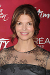 BEVERLY HILLS, CA - SEPTEMBER 23: Jeanne Tripplehorn arrives at the 3rd Annual Variety's Power of Women Event presented by Lifetime at the Beverly Wilshire Four Seasons Hotel September 23, 2011 in Beverly Hills, United States.
