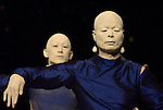 TOBARI..SANKAI JUKU....Choregraphie : AMAGATSU Ushio..Mise en scene : AMAGATSU Ushio..Compositeur : KAKO Takashi Yas Kas YOSHIKAWA Yoichiro..Compagnie : Sankai Juku..Avec :..AMAGATSU Ushio..Semimaru..IWASHITA Toru..TAKEUCHI Sho..ICHIHARA Akihito..HASEGAWARA Ivhiro..MATSUOKA Dai..ASAI Nobuyoshi..Lieu : Theatre de la Ville..Ville : Paris..Le : 04 05 2008....© Laurent Paillier/ www.photosdedanse.com