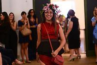 SÃO PAULO, SP, 14.11.2015 - DESFILE-SP - Desfile dos pacientes do Instituto do Câncer do Estado de São Paulo no Museu da Casa Brasileira na tarde desse sábado (14). O desfile visa chamar atenção para o valor da prevenção. (Foto: Marcos Bizzotto/Brazil Photo Press)