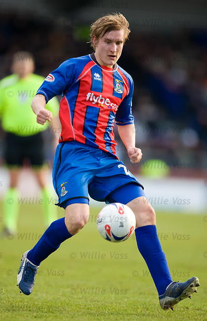 Markus Paatelainen, Inverness Caledonian Thistle