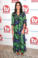 Chrisatine Bleakley<br /> arriving for the TV Choice Awards 2017 at The Dorchester Hotel, London. <br /> <br /> <br /> &copy;Ash Knotek  D3303  04/09/2017