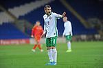 UEFA Under 21 Championship Qualifier - Wales v Bulgaria at the Cardiff City Stadium, UK :<br /> Nikola Kolev of Bulgaria Under 21's