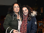Sandra and Deva Nolan at the Jerry Fish show in the Droichead Arts Centre. Photo:Colin Bell/pressphotos.ie