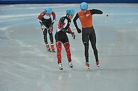 OLYMPICS: SOCHI: Iceberg Skating Palace, 18-02-2014, Shorttrack, ©photo Martin de Jong