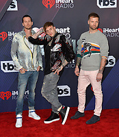 Highly Suspect at the 2018 iHeartRadio Music Awards at The Forum, Los Angeles, USA 11 March 2018<br /> Picture: Paul Smith/Featureflash/SilverHub 0208 004 5359 sales@silverhubmedia.com
