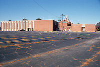 1990 November ..IRDB...GREEK CHURCH.7220 GRANBY STREET.REAR PARKING LOT LOOKING WEST...NEG#.NRHA#..