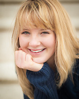 Headshot of actress Jenny Beresford. Manchester, United Kingdom, 17/01/14.