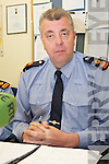 GARDAI: Speaking to the media at the Garda Press Conference in Killorglin Garda Station on Monday, l-r:  Superintendent John Gilligan of the Garda Press Office