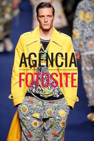 Milao, Italia &ndash; 06/2014 - Desfile de Etro durante a Semana de moda masculina de Milao - Verao 2015. <br /> Foto: FOTOSITE