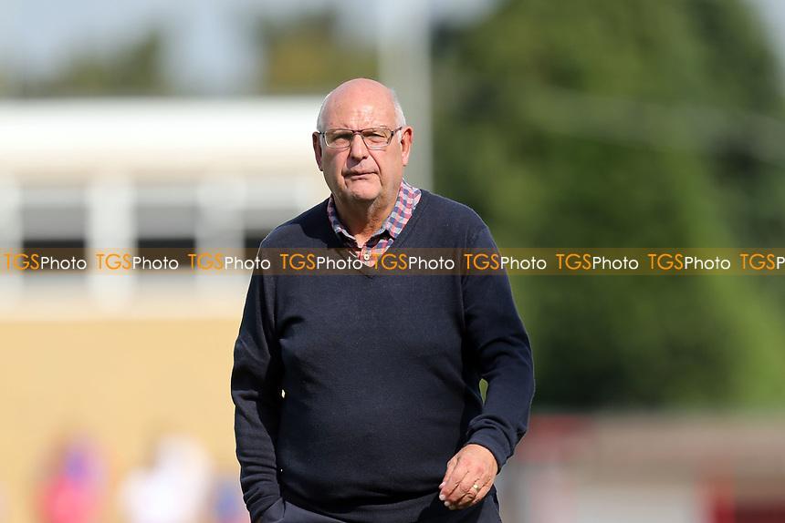 Dagenham manager John Still during Dagenham & Redbridge vs Bromley, Vanarama National League Football at the Chigwell Construction Stadium on 26th August 2017