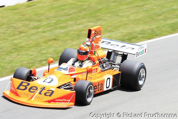 Legends of Motorsports, circuit Mont-Tremblant