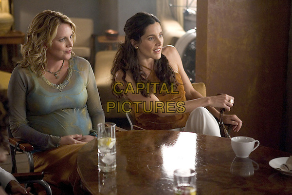 LAUREL HOLLOMAN & RACHEL SHELLEY.in The L Word - Season 2.*Editorial Use Only*.www.capitalpictures.com.sales@capitalpictures.com.Supplied by Capital Pictures.