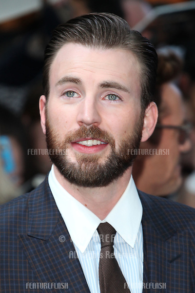Chris Evans arriving for the Avengers: Age Of Ultron premiere, at Westfield Shepherd's Bush, London. 21/04/2015 Picture by: Alexandra Glen / Featureflash