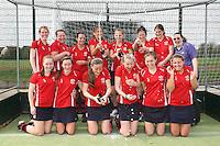 Havering HC Ladies vs Waltham Forest HC Ladies 2nd XI 02-04-11