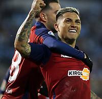 2020.01.05 La Liga Celta de Vigo VS CA Osasuna