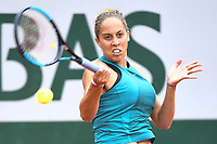 Madison Keys (USA) during Day 10 for the French Open 2018 on June 5, 2018 in Paris, France. (Photo by Anthony Dibon/Icon Sport)
