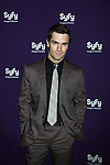 Sam Witwer - Being Human at the Syfy Upfront 2012 on April 24, 2012 at the American Museum of Natural History, New York City  (Photo by Sue Coflin/Max Photos)