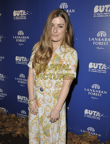 LONDON, ENGLAND - MARCH 20: Molly Smitten-Downes attends the Closing Party Of The Buta Festival &amp; Exclusive Preview Of The World's First Fragrance Inspired by Azerbaijan, Royal Academy of Arts, Burlington Gardens, on Friday March 20, 2015 in London, England, UK. <br /> CAP/CAN<br /> &copy;Can Nguyen/Capital Pictures