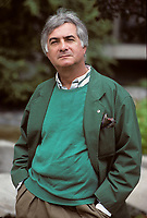 Montreal (Qc) CANADA<br /> -File Photo - circa 1987-<br /> Jean-Claude Brialy.<br /> photo (c) Pierre Roussel - Images Distribution
