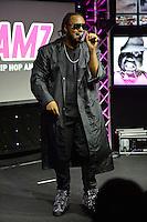 HOLLYWOOD, FL - JULY 08: Kent Jones performs at 99 Jams radio station on July 8, 2016 in Hollywood, Florida. Credit: mpi04/MediaPunch