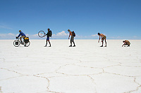 The Evolution of Revolution - Salar de Uyuni - Bolivia - South America