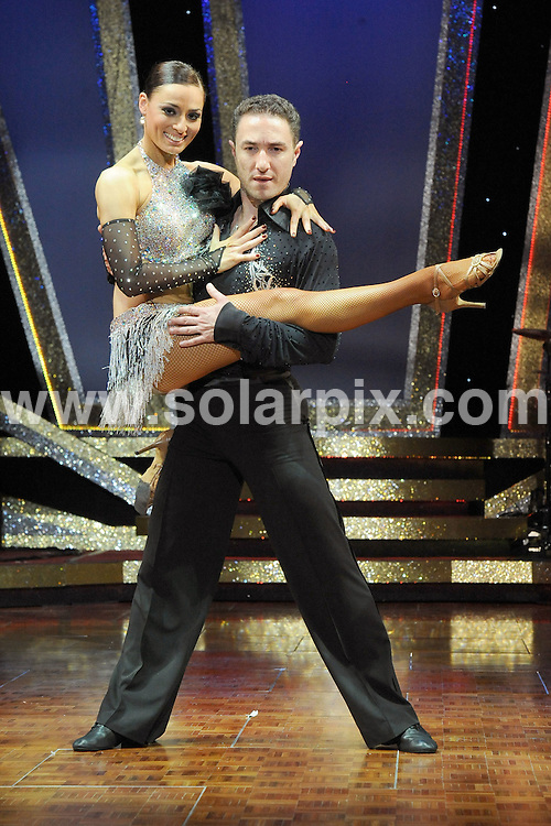**ALL ROUND PICTURES FROM SOLARPIX.COM**.**WORLDWIDE SYNDICATION RIGHTS**.Strictly Come Dancing - The Professionals Tour, featuring 10 popular dancers from the hit BBC1 series starts its tour at The Brighton Centre on 29th April and continues to theatres across the UK until July 2010, The Brighton Centre, Brighton, UK. 29th April 2010...This pic: Flavia Cacace and Vincent Simone..JOB REF: 11204 TLP     DATE: 29_04_2010.**MUST CREDIT SOLARPIX.COM OR DOUBLE FEE WILL BE CHARGED**.**MUST NOTIFY SOLARPIX OF ONLINE USAGE**.**CALL US ON: +34 952 811 768 or LOW RATE FROM UK 0844 617 7637**