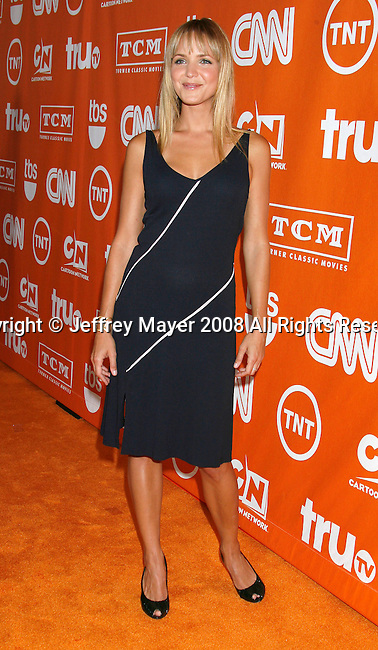 Actress Jordana Spiro arrives at the Turner Broadcasting TCA Party at The Oasis Courtyard at The Beverly Hilton Hotel on July 11, 2008 in Beverly Hills, California.