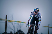 CX World Champion Wout Van Aert (BEL/Cibel-Cebon)<br /> <br /> Superprestige Zonhoven (BEL) 2018