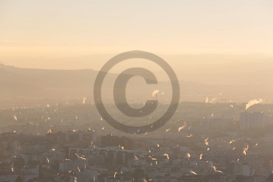29/12/14 - CLERMONT FERRAND - PUY DE DOME - Photo Jerome CHABANNE