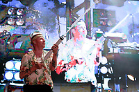 SAO PAULO, SP 05.04.2019: LOLLAPALOOZA-SP - Show com Macklemore. Lollapalooza Brasil 2019, que acontece de 05 a 07 de abril no Autodromo de Interlagos, zona sul da capital paulista. (Foto: Ale Frata/Codigo19)