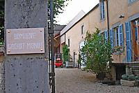 domaine gachot-monot nuits-st-georges cote de nuits burgundy france