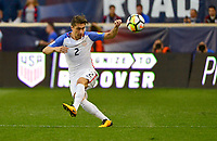 Harrison, N.J. - Friday September 01, 2017:  Jorge Villafaña during a 2017 FIFA World Cup Qualifying (WCQ) round match between the men's national teams of the United States (USA) and Costa Rica (CRC) at Red Bull Arena.