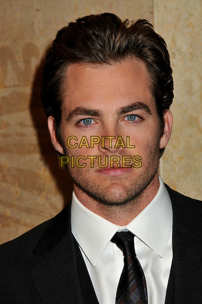 CHRIS PINE .12th Annual Hollywood Film Festival at the Beverly Hilton Hotel, Beverly Hills, California, USA..October 27th, 2008.headshot portrait .CAP/ADM/BP.©Byron Purvis/AdMedia/Capital Pictures.