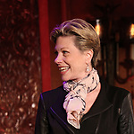 Marin Mazzie previews her show 'Broadway & Beyond'  at Feinsteins/54 Below on May 8, 2017 in New York City.