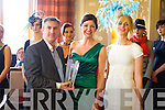 Carol Kennelly at Kerry Fashion Weekend at the Brehon Hotel Killarney on Sunday
