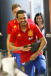 Spain's Pedro Rodriguez after training session. March 21,2017.(ALTERPHOTOS/Acero)